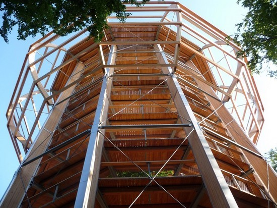 Turm Baumwipfelpfad Prora