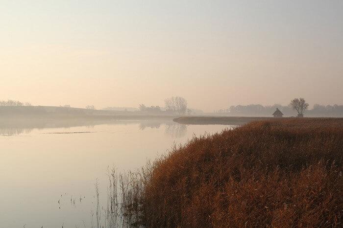 Ausblick auf den Tetzitzer See im November 2011 © Gerrit Engel