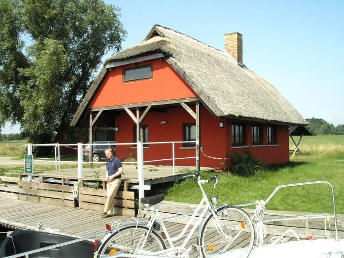 Boat House Grubnow