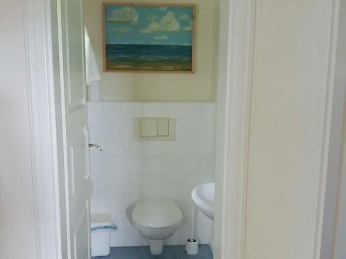 Gäste-WC Remise