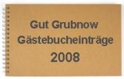g�stebuch 2008