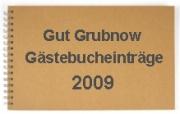 g�stebuch 2009