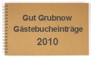 g�stebuch 2010