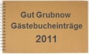 g�stebuch 2011