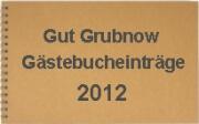 g�stebuch 2012
