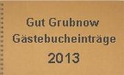 g�stebuch 2013