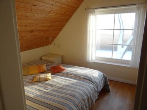 Schlafzimmer 1 des Ferienhäuschen