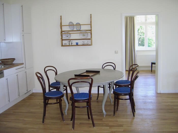 Dining area apartment 3