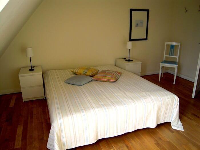 Wohnung 5 Großes Schlafzimmer