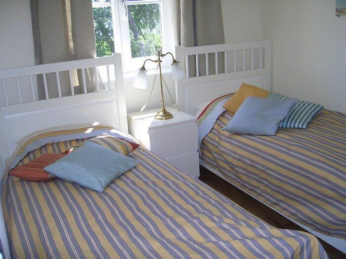 Wohnung 5 Kleines Schlafzimmer