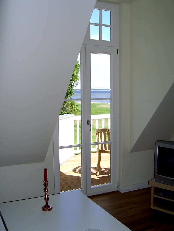 Ferienwohnung Rügen Ferienwohnung 6 Balkon