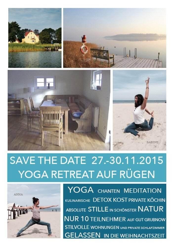 Ferienwohnung Gut Grubnow Yoga Seminar /></div> <p><br class=