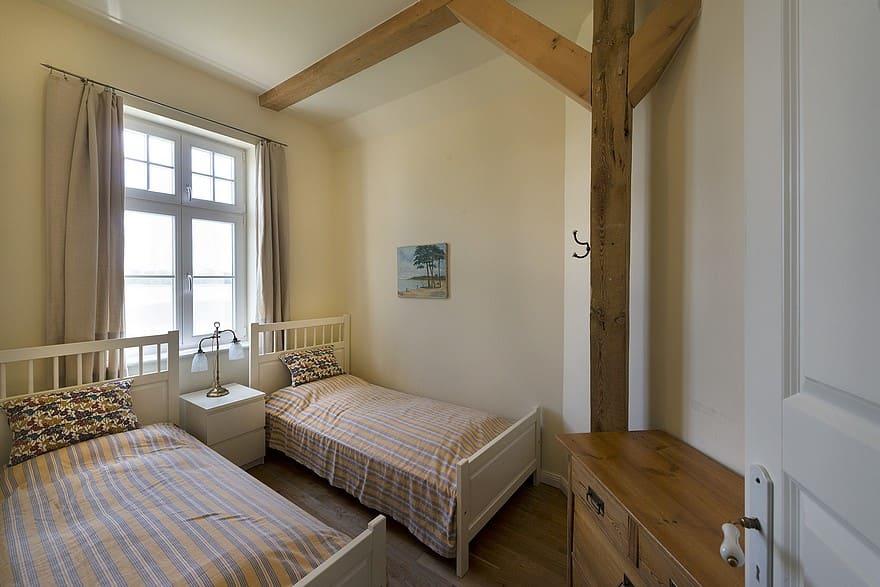 Zweites Schlafzimmer Wohnung V
