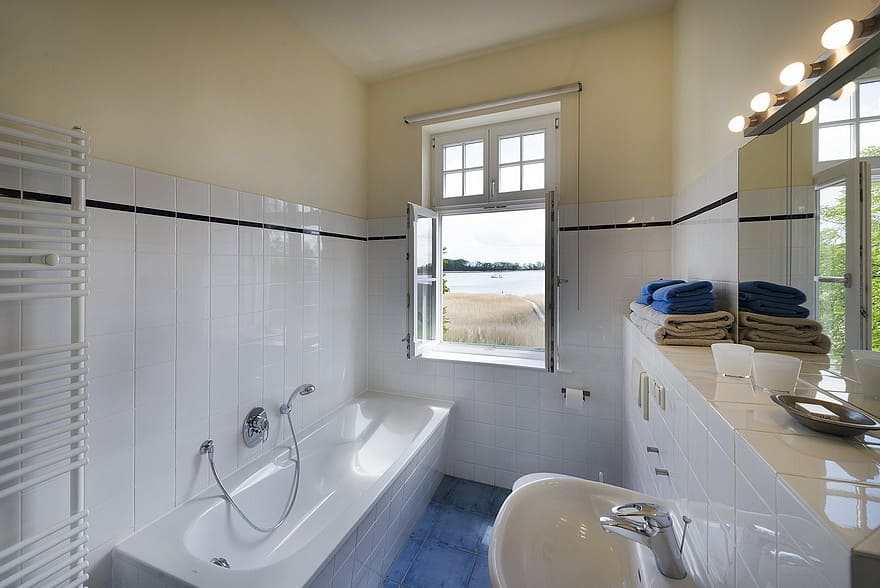 Badezimmer Wohnung V
